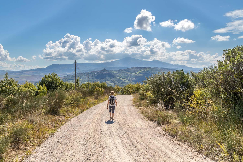 Bagno Vignoni circuit, Monte Amiata