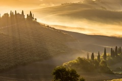 Podere Belvedere, Val d'Orcia