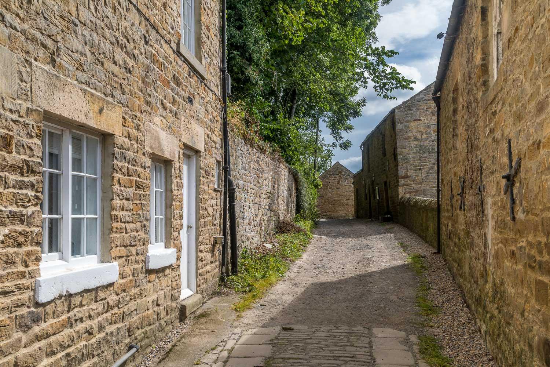 Barnard Castle walk, Demesnes Mill Farm