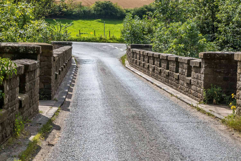 Barnard Castle walk, Abbey Bridge