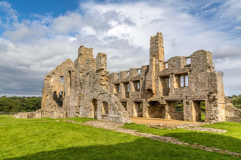 Barnard Castle walk, Egglestone Abbey