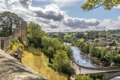 Barnard Castle , River Tees