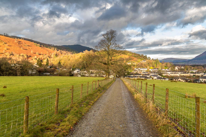 Braithwaite, Barrow walk