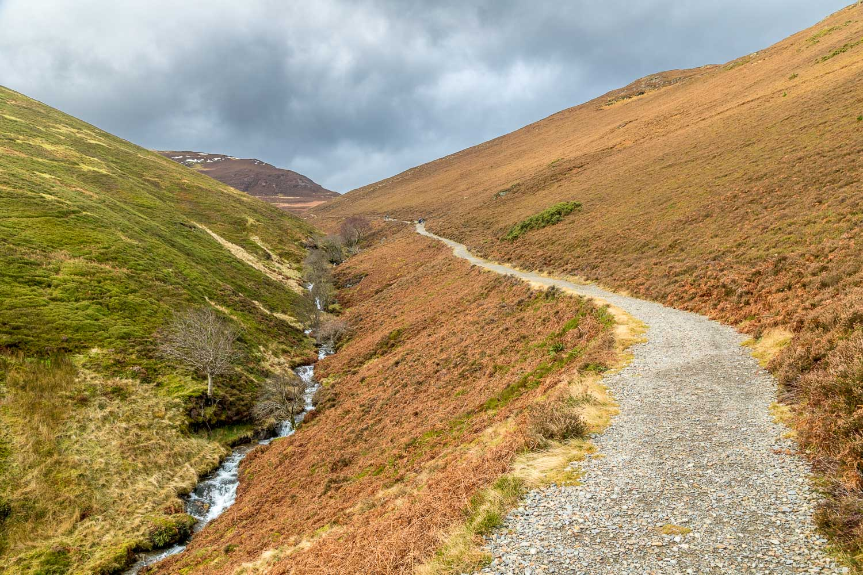 Stonycroft Gill, Barrow walk