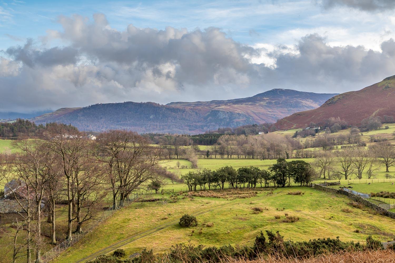 Barrow walk, Newlands Valley