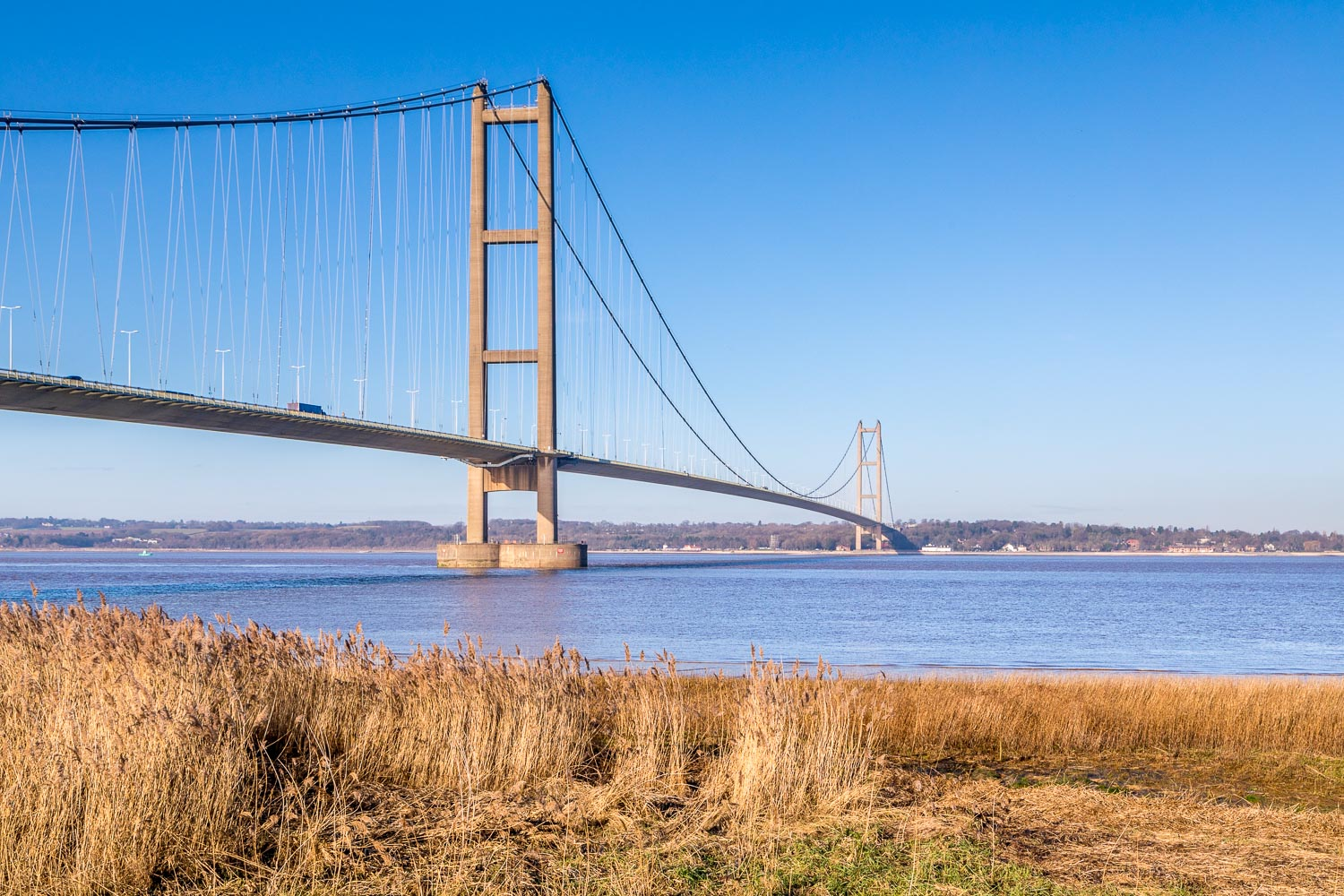 Barton Haven, Humber Bridge