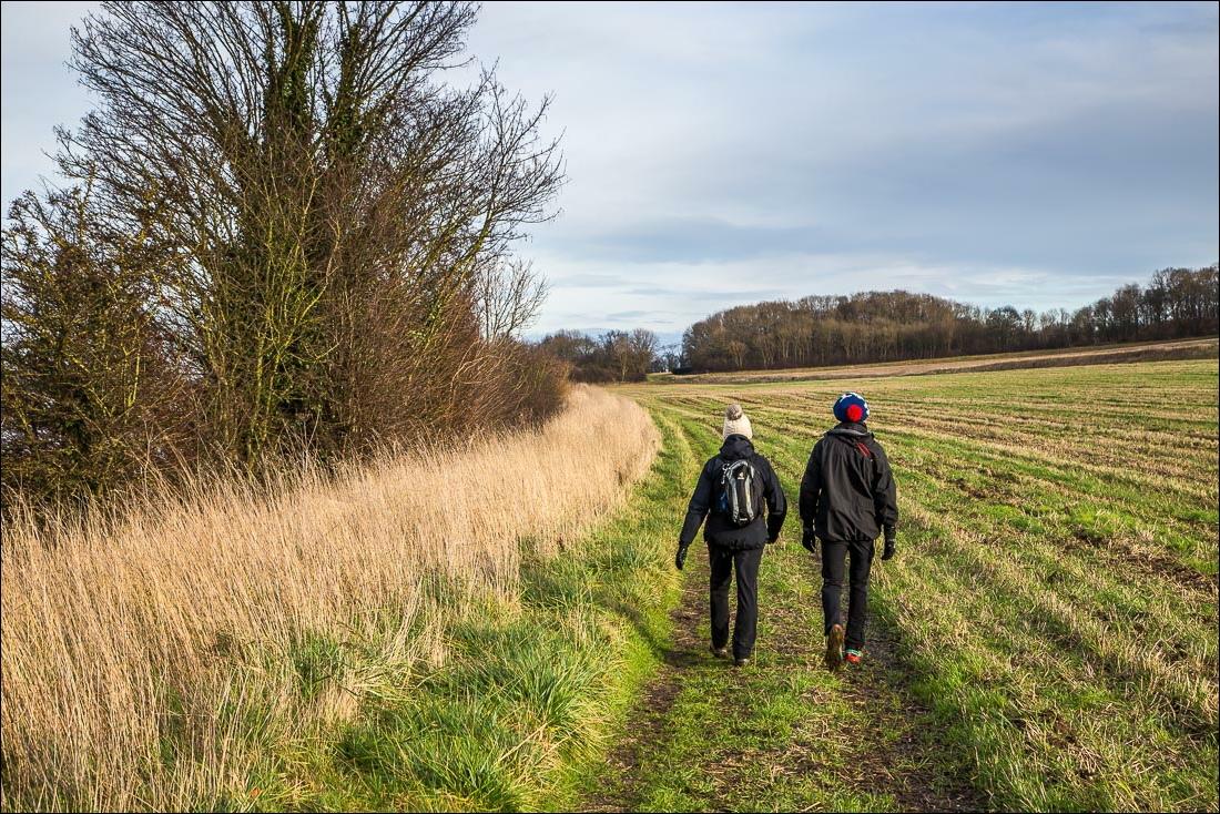 Barton walk