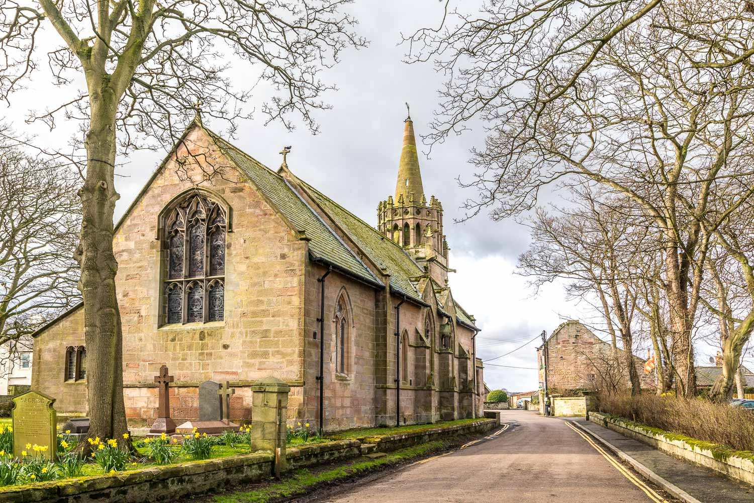 St Ebba's Church, Beadnell