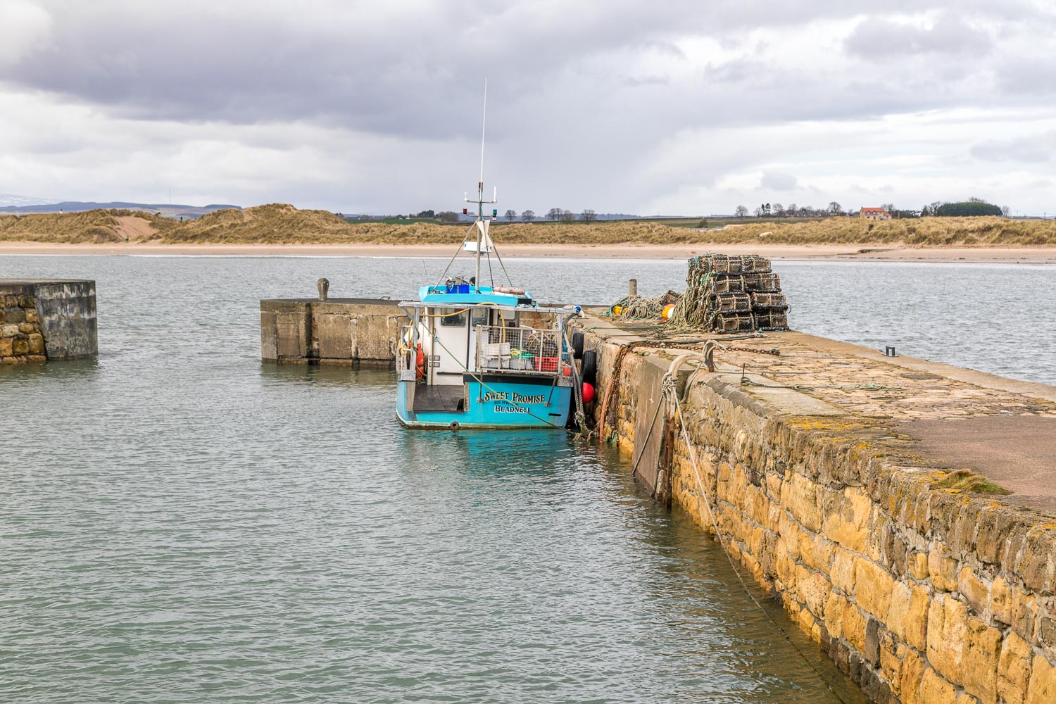 Beadnelll Harbour