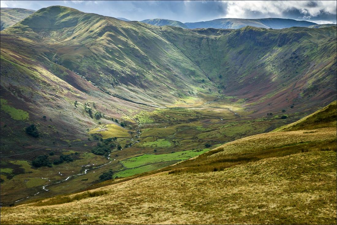 Beda Fell walk, Bannerdale