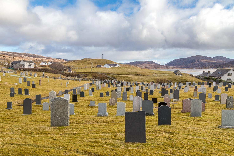 Luskentyre  Commonwealth Military Cemetery