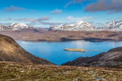 Loch a' Siar to An Cliseam