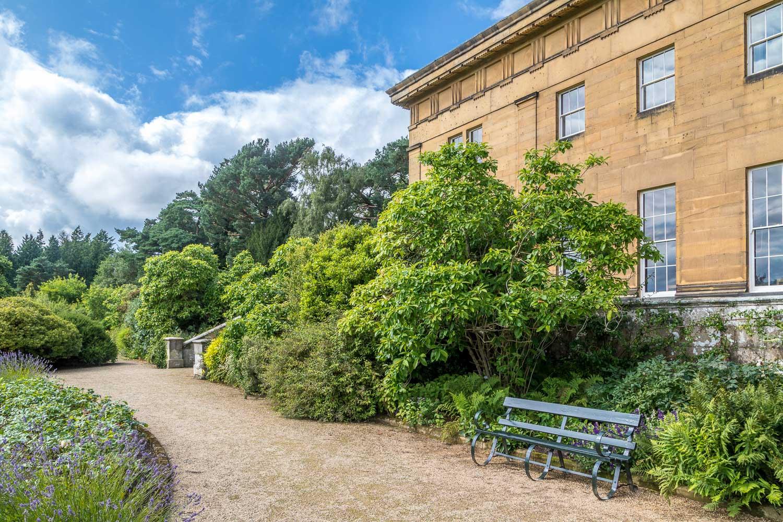 Belsay Hall, Belsay Garden