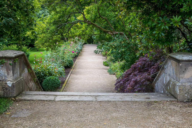Belsay Hall, Belsay Gardens