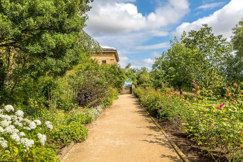 Belsay Hall, Belsay Gardens, Belsay Castle