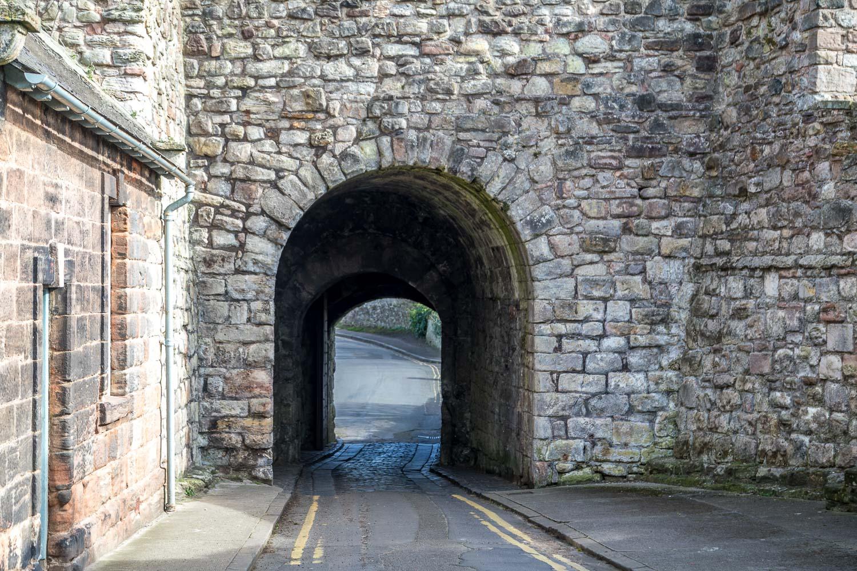 Berwick-upon-Tweed, Cowport Gateway