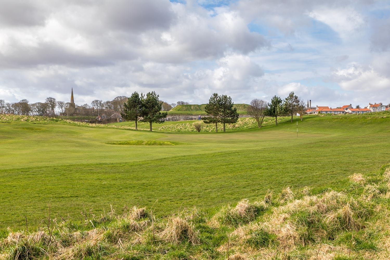Berwick-upon-Tweed, Magdalene Fields golf club