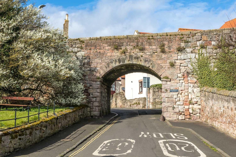 Berwick-upon-Tweed fortifications