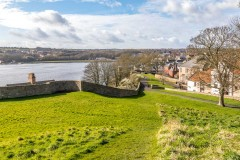 Berwick-upon-Tweed ramparts