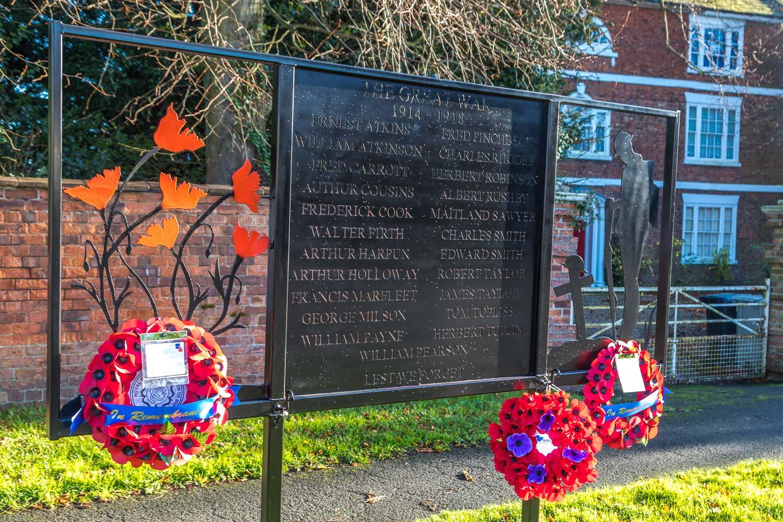 Binbrook War Memorial