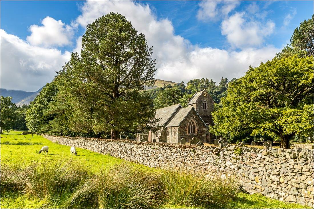 St Patrick's Church Patterdale