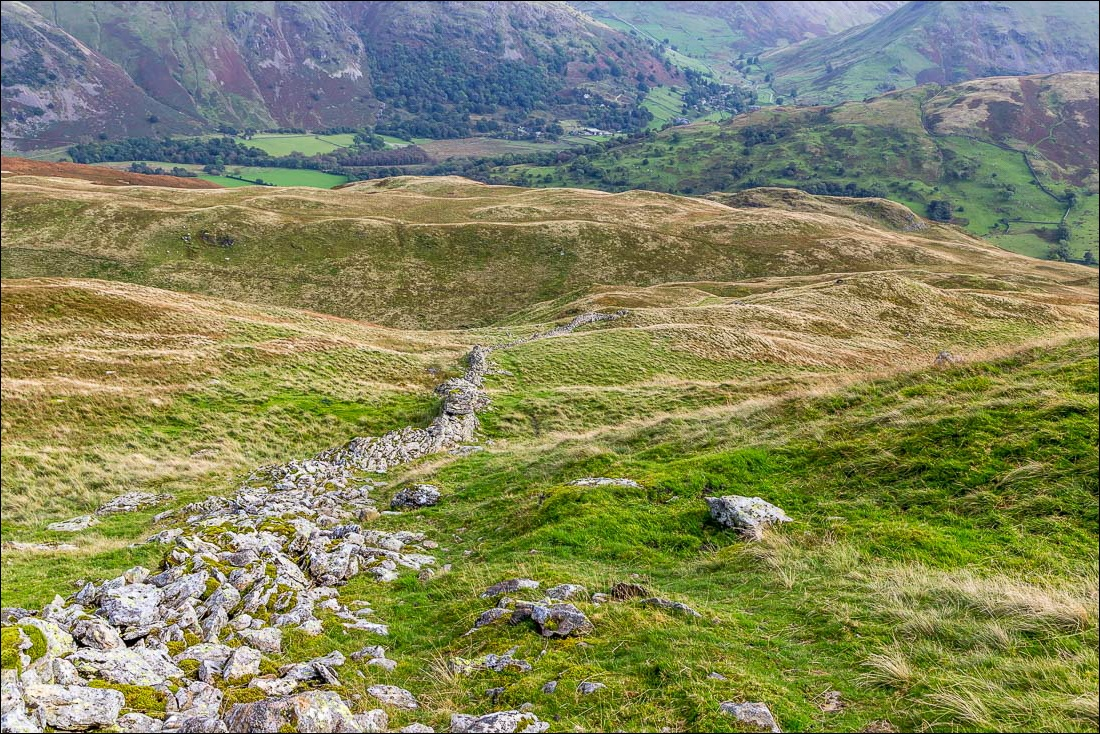 Birks walk, Arnison Crag walk, Trough Head