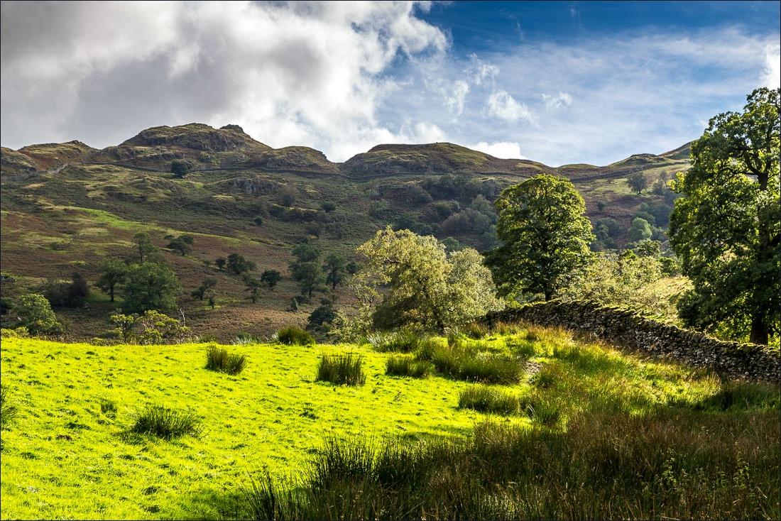 Birks walk, Arnison Crag walk, Glenamara PArk