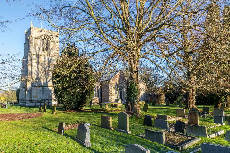 All Hallows Church Walkington, High Hunsley Circuit