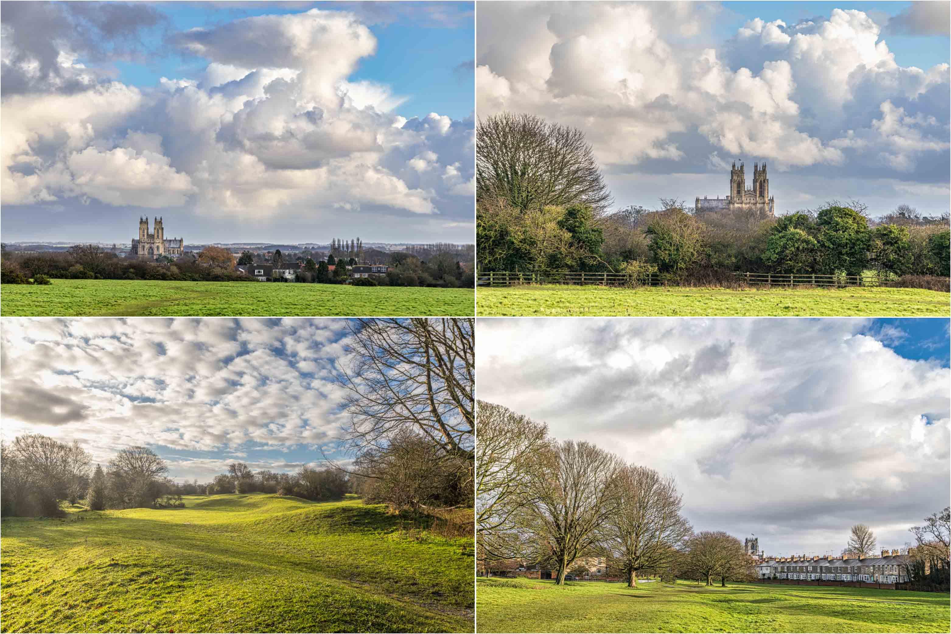 Beverley Westwood, Beverley Minster