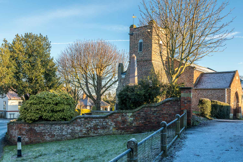 St Michael's Church Skidby