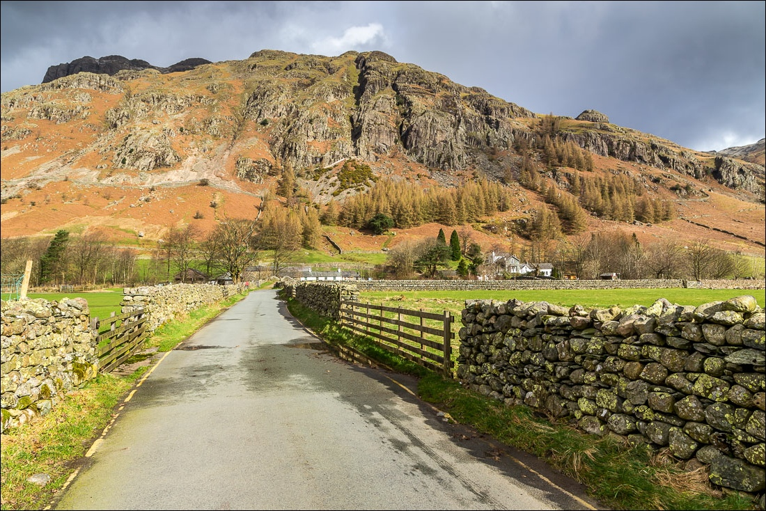 Pike o'Blisco walk, Old Dungeon Ghyll