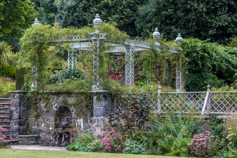 The Terraces, Bodnant Garden