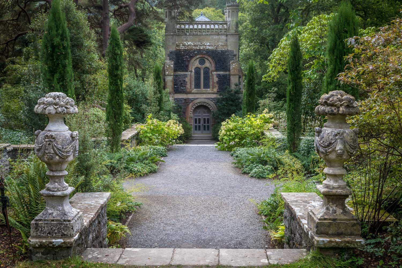 The Poem, Bodnant Garden