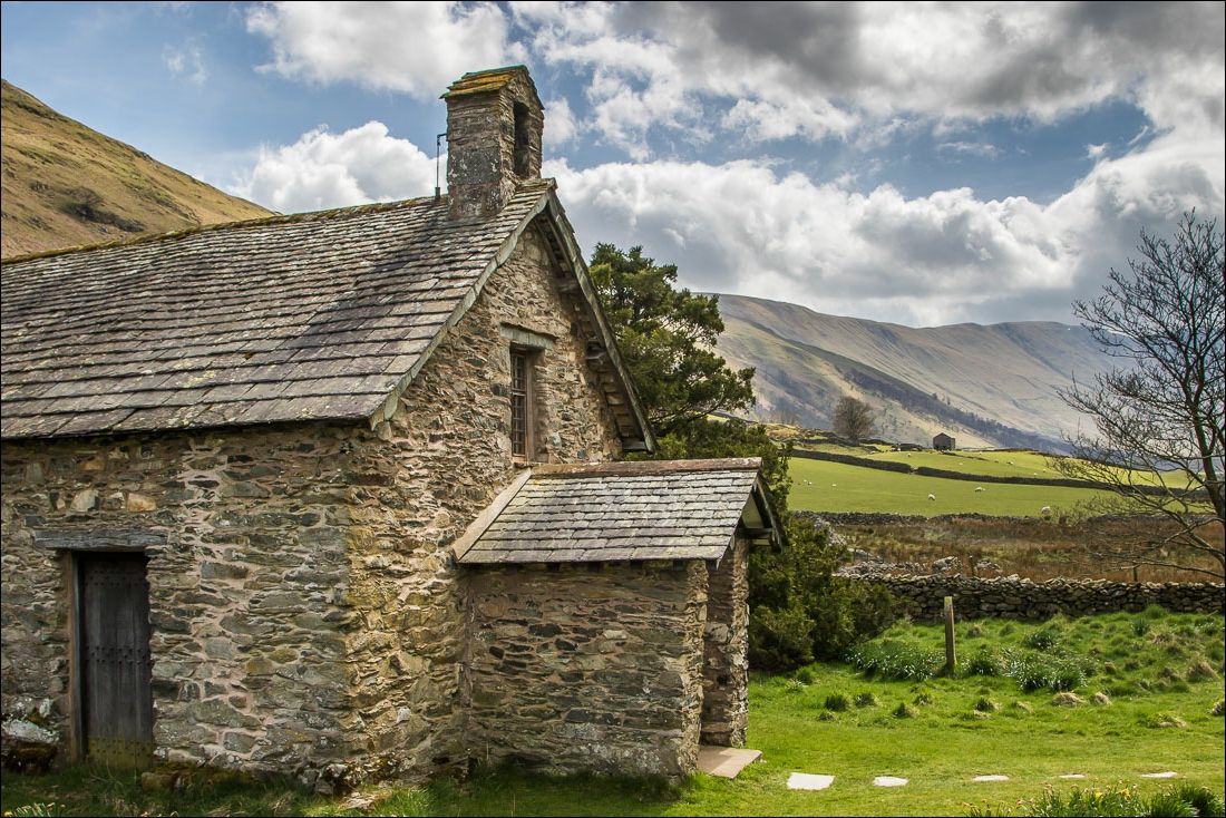 The Old Church Martindale