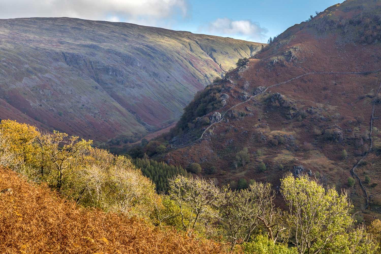 Borrowdale, Rosthwaite Fell