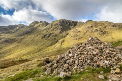 Bowfell walk, Crinkle Crags