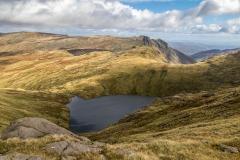 Bowfell walk, Angle Tarn