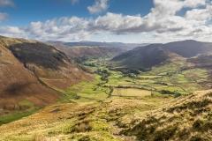 Bowfell walk, Great Langdale