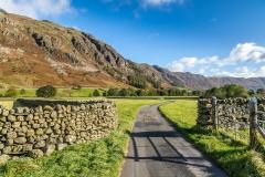 Bowfell walk, Langdale