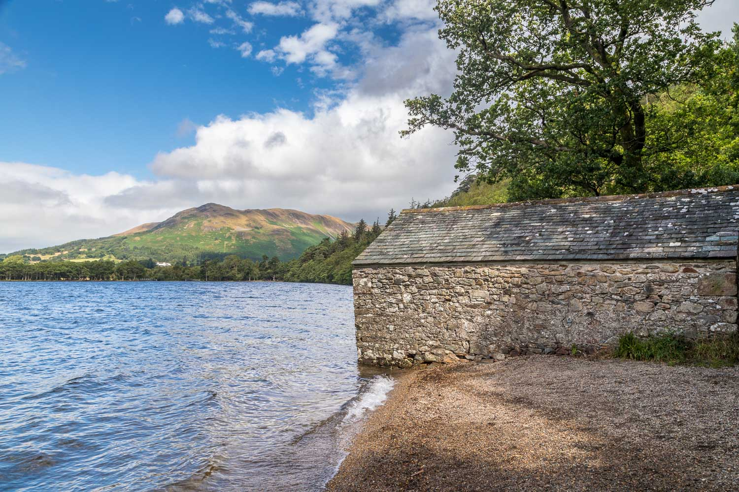 Crummock Water Boat House