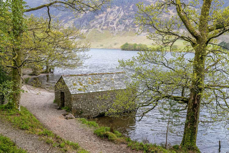 Boathouse, Crummock Water