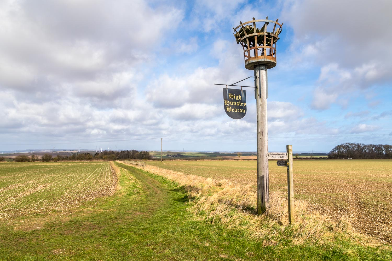High Hunsley Beacon