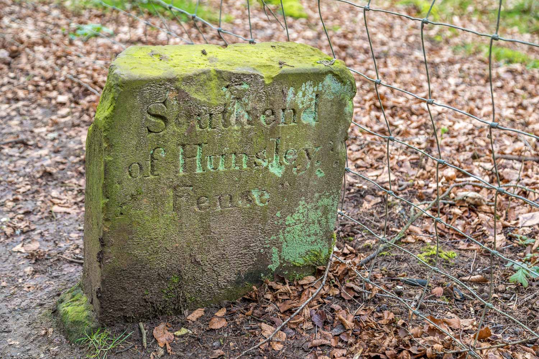 Hunsley boundary stone