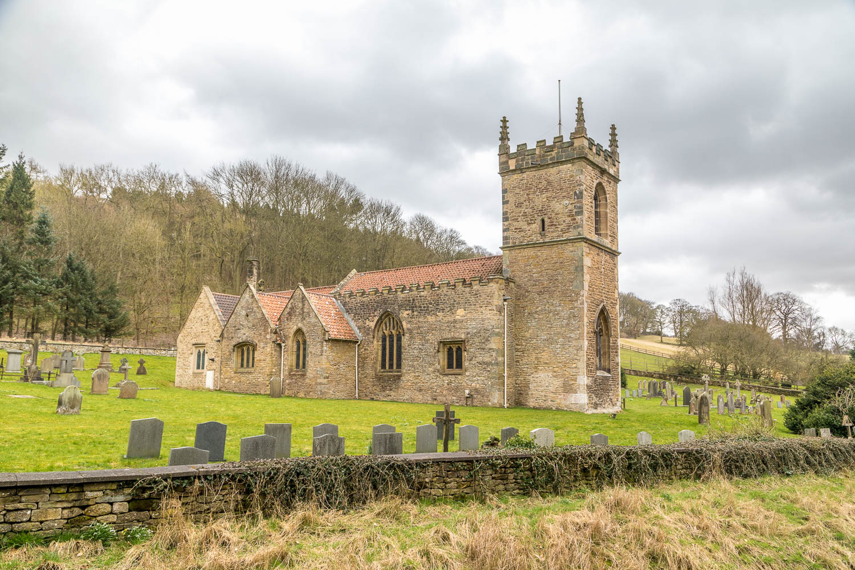 All Saints Church Brantingham