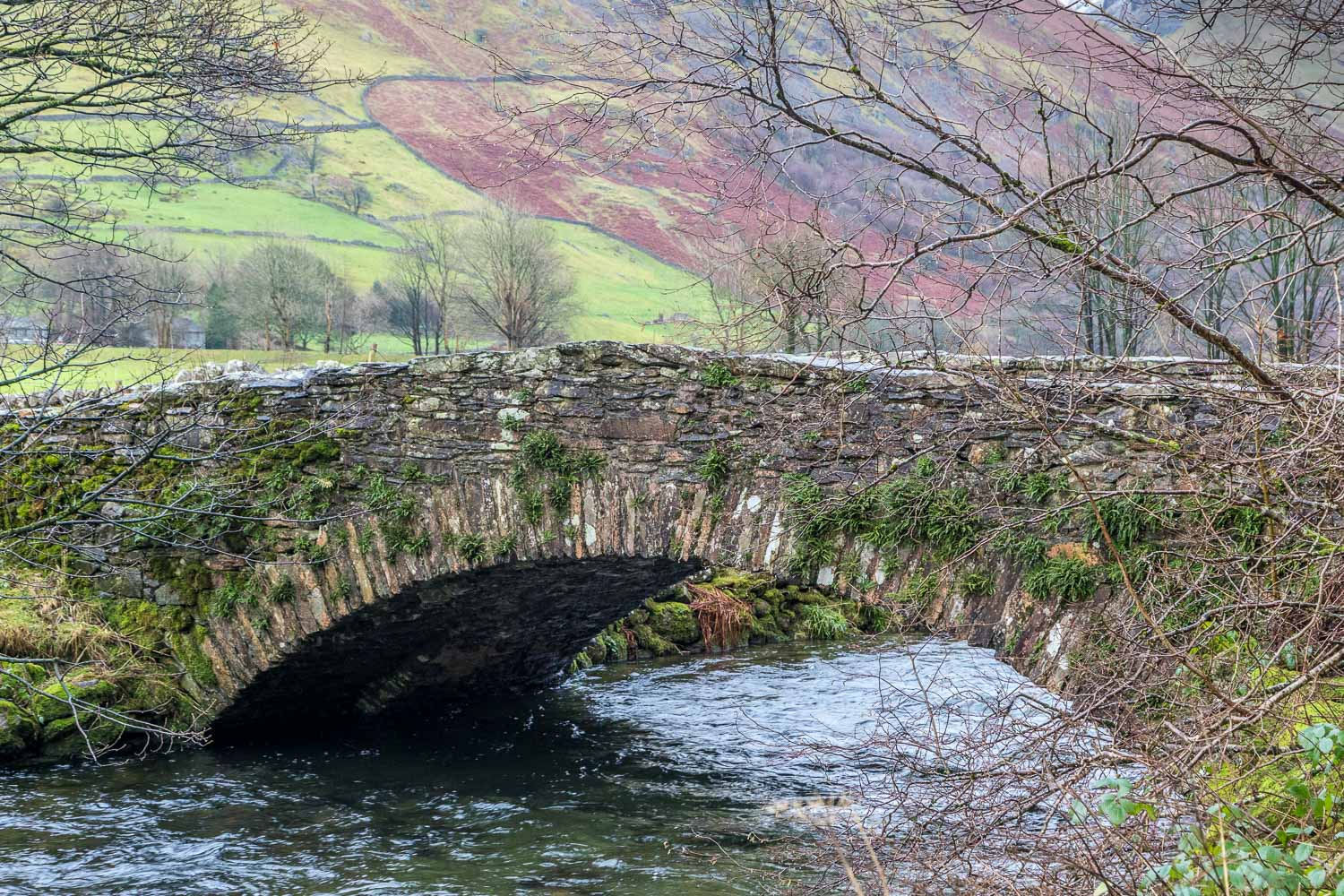 Cow Bridge Patterdale, Goldrill Beck