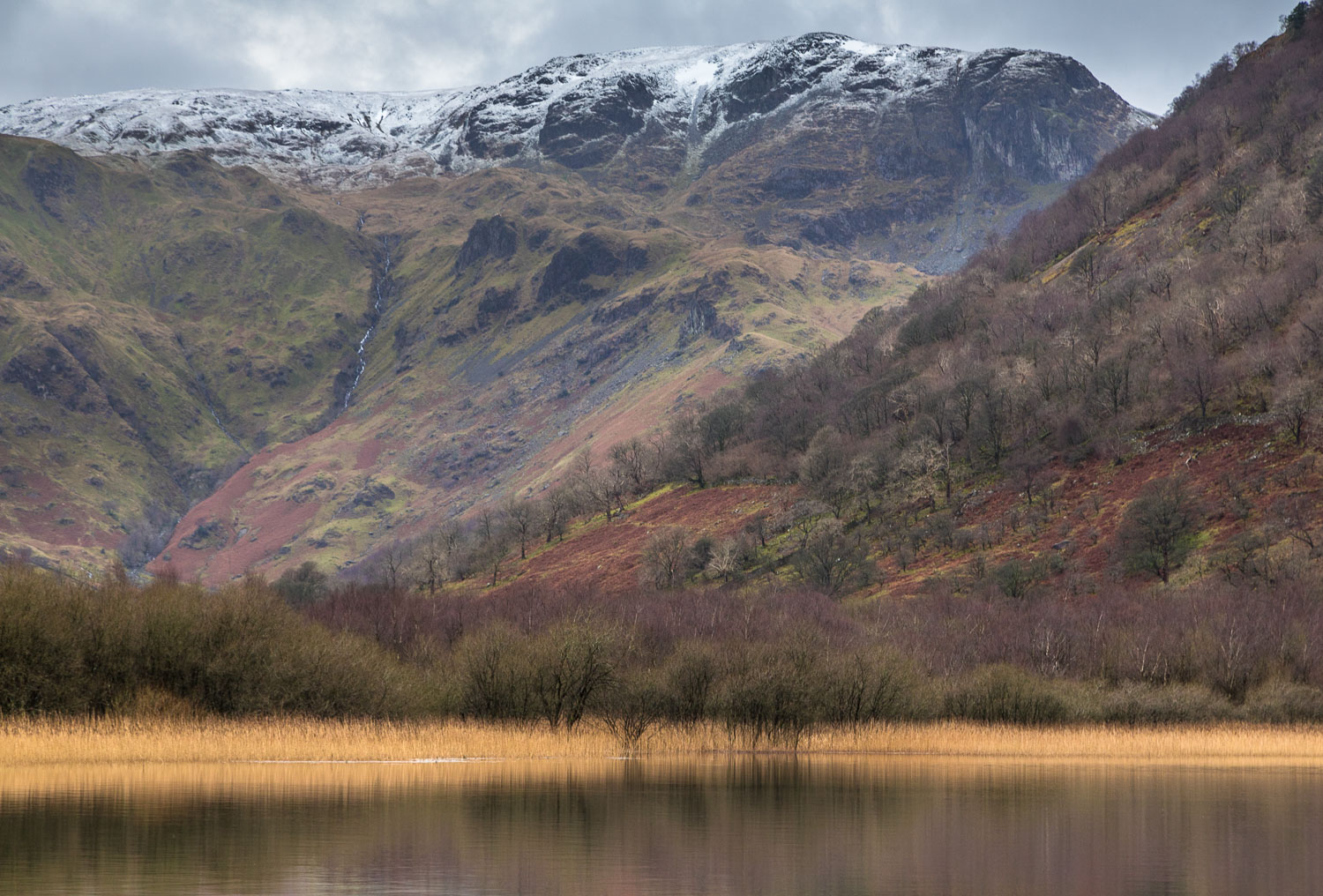 Brothers Water, Hart Crag