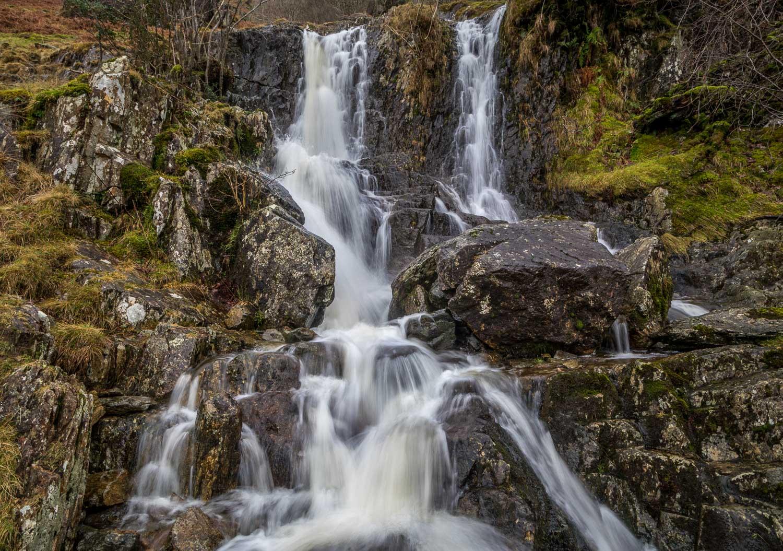 Angletarn Beck waterfall