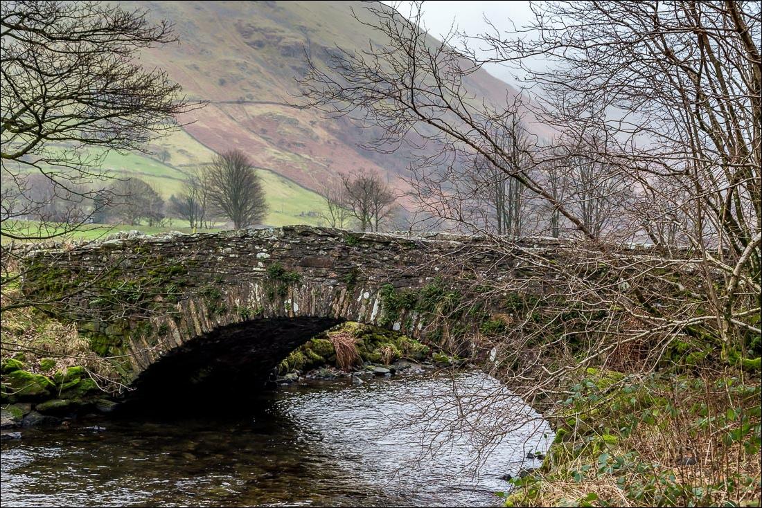 Brothers Water walk, Cow Bridge