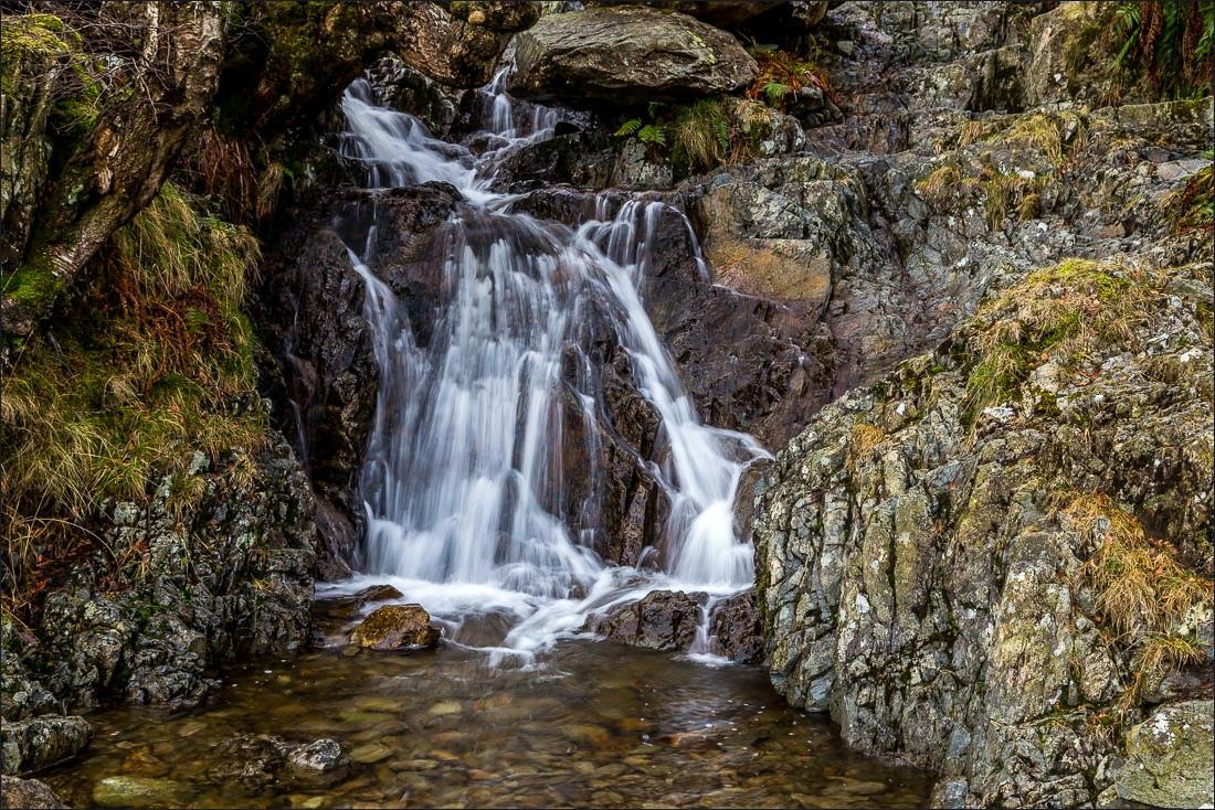 Brothers Water walk, Angletarn Beck