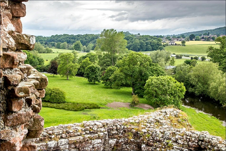 Brougham Castle great keep